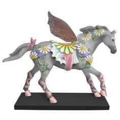 trail of painted ponies figurines | Trail of Painted Ponies Twilight Fairy Horse Figurine