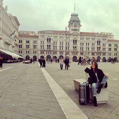 Weekend in #Trieste | Onto my #Wardrobe #Trieste