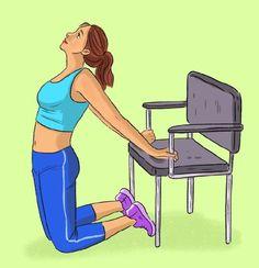 9 gyakorlat, amivel feszesebbé teheted a fenekedet és a lábaidat anélkül, hogy edzőterembe kellene menned | Kuffer