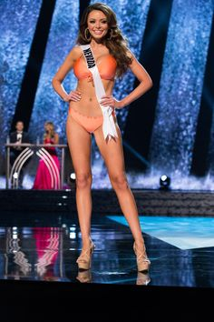 Emelina Adams from Nevada. Miss Usa, Crop Top Bikini, Bikini Photos, Adults Only, Bikinis, Swimwear, Beautiful Women, Lingerie, Crop Tops