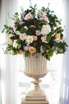 #weddingphotography #details #flowerarrangement #pastel #doonbeg © Shane O Sullivan www.sosacphotography.com