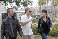 NCIS: New Orleans (TV Series 2014– ) photos, including production stills, premiere photos and other event photos, publicity photos, behind-the-scenes, and more.