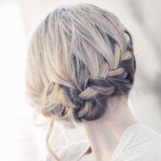 Wedding hair possibility? http://media-cache7.pinterest.com/upload/235805730459456141_PvQSfcP4_f.jpg kelliealise83 wedding
