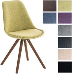 Design Stuhl PEGLEG mit Stoff-Bezug, Retro Design, Esszimmer-Stuhl gepolstert, Sitzhöhe 46 cm Jetzt bestellen unter: https://moebel.ladendirekt.de/kueche-und-esszimmer/stuehle-und-hocker/polsterstuehle/?uid=6aeccf4b-90e8-5951-873e-549b3edcab73&utm_source=pinterest&utm_medium=pin&utm_campaign=boards #kueche #polsterstuehle #esszimmer #eckbänke #hocker #stuehle