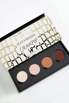 Chic-y Pressed Powder Eyeshadow Palette – ColourPop