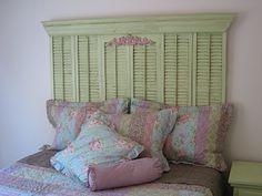 Giovana Hotta Giordani Design de Interiores Pintura decorativa: Decorar com janelas e portas velhas