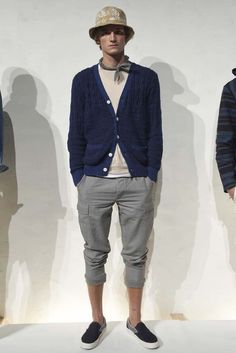 J.Crew RTW Spring 2015 - Slideshow - Runway, Fashion Week, Fashion Shows, Reviews and Fashion Images - WWD.com