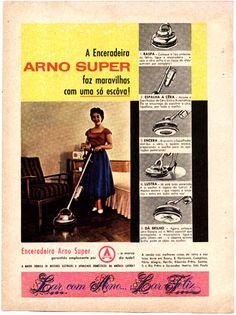 Enceradeira Arno.