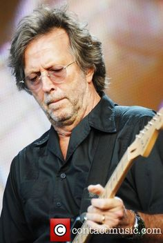 Eric Clapton - going to see him March 22 @ Bridgestone Arena!