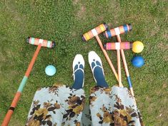 Croquet set with sign to hire for weddings and events in Adelaide and the Barossa, South Australia Prop Hire, South Australia, Special Day, Choices, How To Memorize Things, Recycling, Mary, Make It Yourself, Wedding