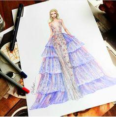 Fashion illustration ◇F&I◇