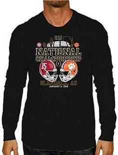 acc0baca9 NCAA Alabama Crimson Tide National Championship Helmet Short Sleeve T-Shirt