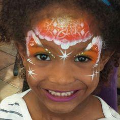 #amazingfacepaintingbylinda #facepainting #facepaintingjax #jax #jacksonville #jacksonvillefl Face paint design by Linda Schrenk http://www.wix.com/psalmbook/lindas-face-painting