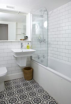 Brilliant Bethnal Green - Transitional - Bathroom - other metro - by Propia Limited