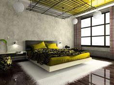 Idea per arredare la camera da letto in stile moderno n.12