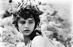 Tatiana Papamoskou - Tatiana Papamoschou plays the tragic heroine of Greek myth in the 1977 film Iphigenia.