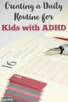 Good No Cost homeschool schedule adhd Strategies Homeschooling could be too much to handle.Although getting a home schooling routine may help. Planning may help reduce Daily Routine Schedule, Kids Schedule, Daily Routines, Routine Chart, Adhd Odd, Adhd And Autism, After School Routine, School Routines, Night Routine