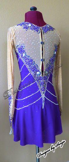 Gym Leotards, Figure Skating Dresses, Roller Skating, Tampa Bay, Page Design, Costume Design, Custom Made, Skate, Designer Dresses