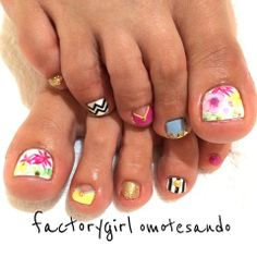 Factorygirl Toes