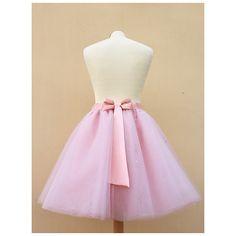 Farfalla : tulle skirt pink
