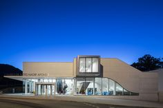 Centro de Artes Nadir Afonso -  Fotografia de Fernando Guerra