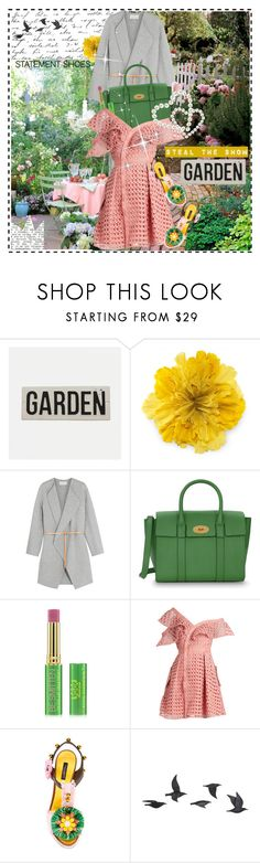 """""""#85"""" by beautifulplace ❤ liked on Polyvore featuring Gucci, Vanessa Bruno, Mulberry, Tata Harper, self-portrait, Dolce&Gabbana and Jayson Home"""