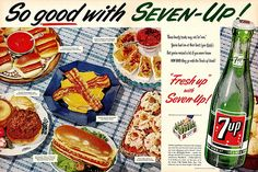 """Hearty Treats"" and Seven-Up!"