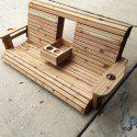 Free Porch Swing Plans | MyOutdoorPlans | Free Woodworking Plans and Projects, DIY Shed, Wooden Playhouse, Pergola, Bbq