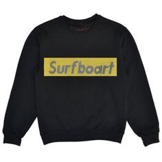 Surfboart Sweatshirt: http://shop.nylonmag.com/collections/whats-new/products/surfboart-sweatshirt. #NYLONSHOP