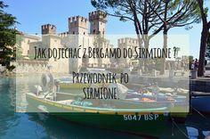 Przewodnik po Sirmione. Jak dojechać z Bergamo do Sirmione?