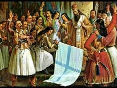 Top 10 Lesser-Known Wars Of Independence - Greek War of Independence Independence Day Songs, Greek Independence, Hellenic Army, Greek Traditional Dress, World Conflicts, Greek History, Greek Music, Spring Activities, In Ancient Times