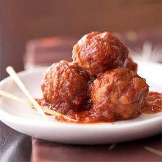 Sweet and Sassy Meatballs Recipe | Food Recipes - Yahoo! Shine