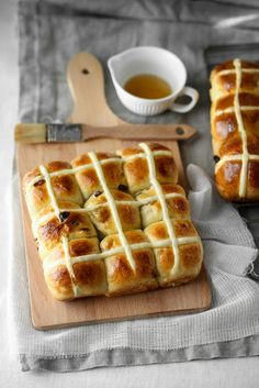 - VANIGLIA - storie di cucina: menù di Pasqua: hot cross buns