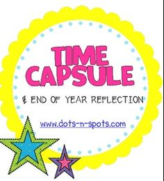 Getting the Year Started Off Right! Complete this FREE time capsule at the beginning of the year and again at the end!