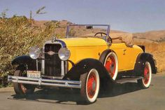 1930 Oldsmobile Convertible
