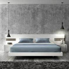 Premium Modern Bedroom Contemporary Bed Modern Bed New York NY New Jersey NJ furniture Design Living Room, Bedroom Furniture Design, Modern Bedroom Design, Master Bedroom Design, Contemporary Bedroom, Bed Furniture, Home Decor Bedroom, Bedroom Designs, Furniture Stores