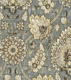 Waverly Upholstery Fabric-Bartlett Place Opal