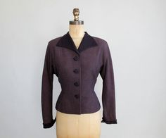 The perfect 1940's jacket