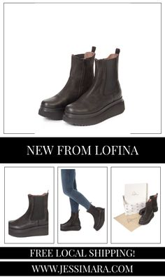 These Black Platform Wedge Boots by Lofina is perfect for your A/W look! The patent leather gives the boot that special touch! Black Platform Wedges, Wedge Boots, Be Perfect, Patent Leather, Shop Now, Touch, Shopping, Collection, Shoes