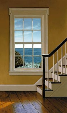 cliff house by Edward Gordon