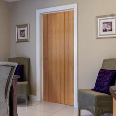 River Oak Cherwell cottage style Internal Door