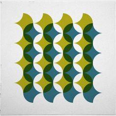 Geometry Daily y huye del ruido  #art #video