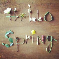 I Love Spring