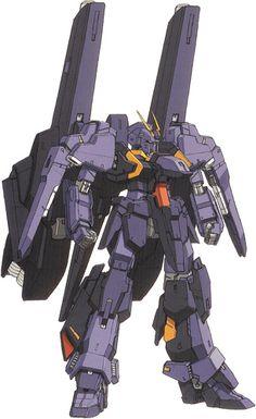 """RX-274R Gundam Mk. IV """"Siren"""""""
