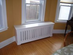 Custom Made Custom Radiator Covers