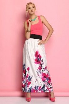 Paper Faces Suluboya Efektli Beyaz Maksi Etek Skirts, Fashion, Fashion Styles, Fashion Illustrations, Skirt, Gowns, Trendy Fashion, Skirt Outfits, Moda