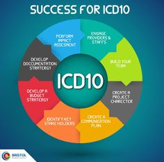 "Want to ensure the successful ICD-10 transition? Bristol Healthcare Services is a leader in ICD-10 consulting.  Here, we have posted image on"" Success Metrics for ICD-10""."