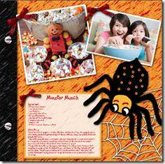 scrapbooking+ideas+on+playing | Halloween Digital Scrapbooking Ideas