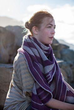Westloop shawl - Stephen West