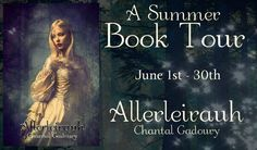Check out this ‪#‎BookTour‬ featuring, Allerleirauh by Chantal Gadoury! Read an excerpt and enter to win here!